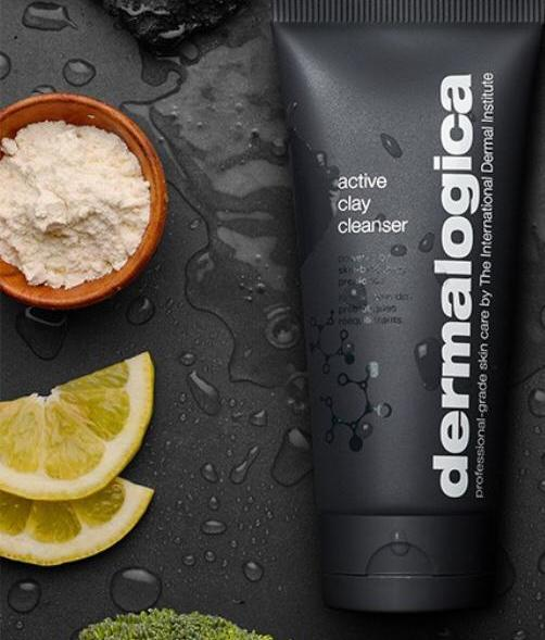 New Charcoal Dermalogica cleanser